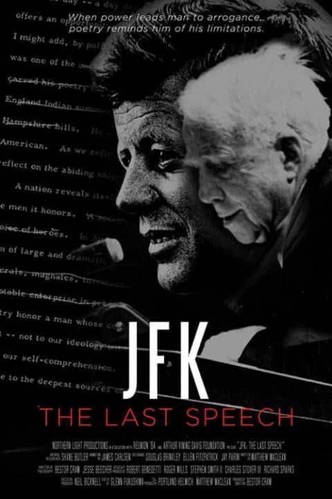 JFK The Last Speech
